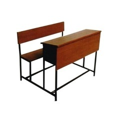 Kids Wooden Desk