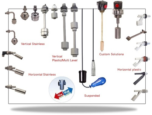 Level Switch Level Switches Manufacturer From Chennai