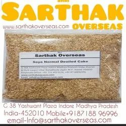 Soya Normal Deoiled cake, Country Of Origin: India, Packaging Size: 20 Kg