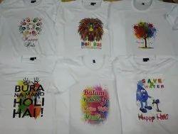 Polycoton Polyester T Shirt