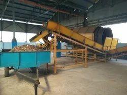 Transfer Conveyor For Solid Waste Management