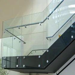 Railing Glass