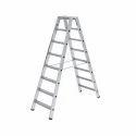 Double Sided Aluminium Ladder