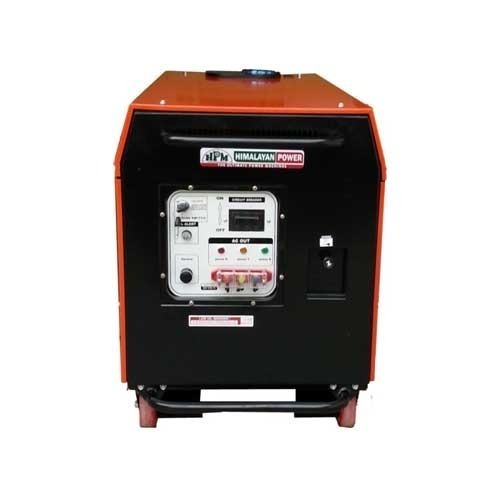 Silent Ge 3p 9000 Rs Three Phase Petrol Generator