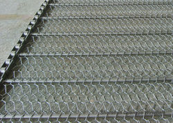 Welded Wire Mesh Conveyor Belt