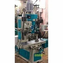Velocity Mild Steel Mini Milling Cum Drilling M1tr Milling Machine