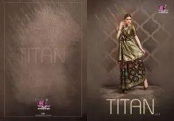 Titan Vol. 2 Banarasi Art Silk Saree By Yadu Nandan Fashion