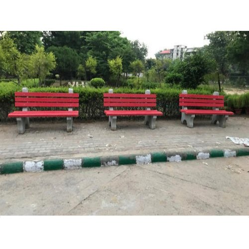 Rcc Precast Concrete Park Bench