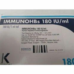 Human Hepatitis B Immunoglobulin