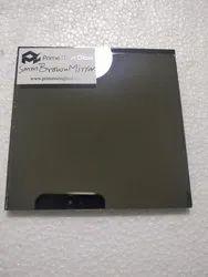 Flat Euro Bronze Color / Brown Mirror
