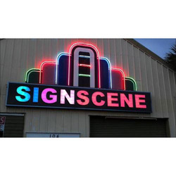LED Sign Board Printing Service