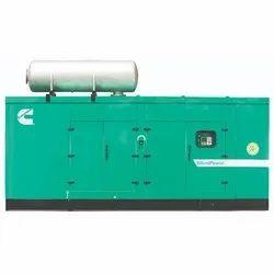 Cummins 625 kVA Three Phase Silent Diesel Generator