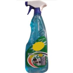 Hygiene Liquid Glass And Household Cleaner, Packaging Type: Bottle