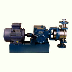 Single Acting Plunger Pump