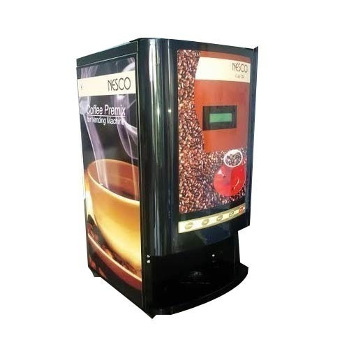 Commercial Tea Coffee Vending Machine
