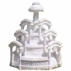 White Stone Fountain