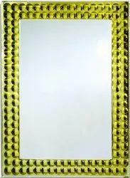 Rectangle Glass V.Grooving Mirror