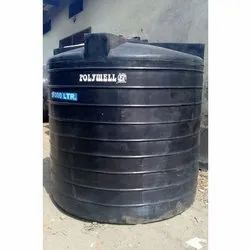 Black Plastic 10000 Liter ISI Marked Water Storage Tank