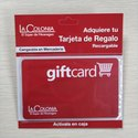 PVC Gift Cards