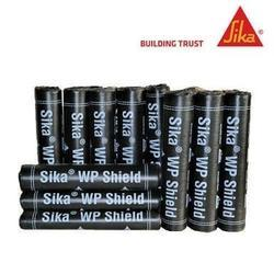 Bituminous Sheet Sika WP Shield 104 Water Proofing Chemicals