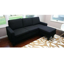 Rich Black Cloth Contemporary Sectional Sofa At Rs 47800 Unit