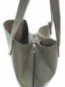 Shopper Leather Tote Bag