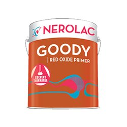Matt Nerolac Goody Red Oxide Metal Primer, Packaging Size: 20 Ltrs