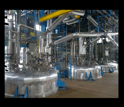 Chemical Industries Turnkey Projects