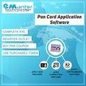 Pan Card Application Software