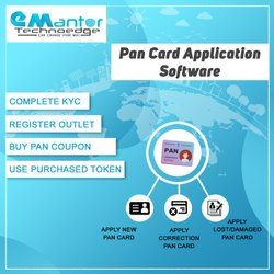 Pan Card Application Software