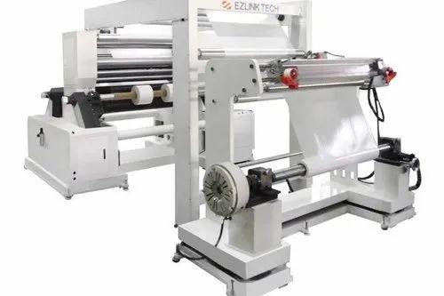Surface Winding Slitting Machine
