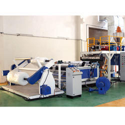 Air Bubble Sheet Making Line