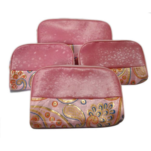 fc42ed2d0c9 Printed Pink Jewellery Purse at Rs 60 /set   Jewelry Bags   ID ...