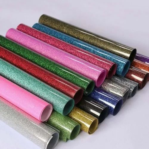 image relating to Printable Vinyl Rolls named Sublimation Glitter Warm Move Vinyl Roll