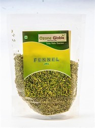 Ozone Globle Fennel Seeds, Pack Size: 1 kg