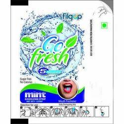 Go Fresh Mouth Strip Freshener