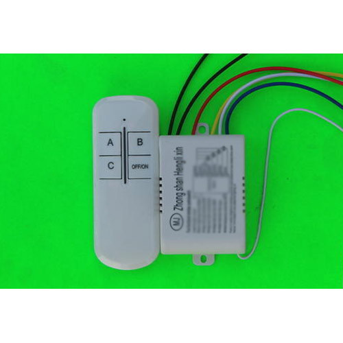 Akaal Remote Controlled Light Switches