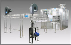 60 BPM Bottle Filling Machine