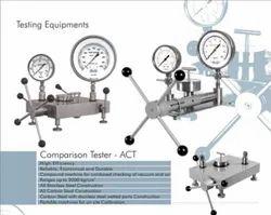Comparison Test Pump