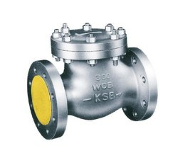 KSB Cast Steel Check Valves
