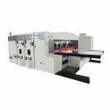 Economic Speed Flexo Printing Slotting Machine