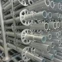 Hot Dipped Galvanized Mild Steel Ringlock Vertical, For Building Construction