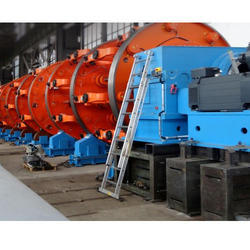 Heavy Duty Cable Stranding Machine
