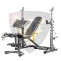 Olympic Utility Bench Total Body Workout Set