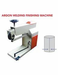 Argon Welding Finishing Machine