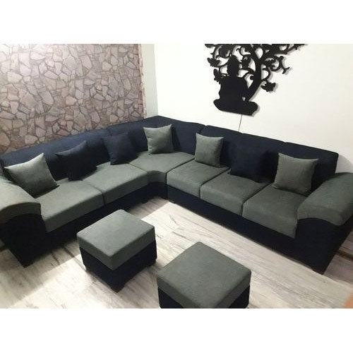 Modern L Shape Sofa Set At Rs 22000 Set Near Jaipur Id