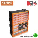 39 Drawer Plastic Tool Cabinet Box