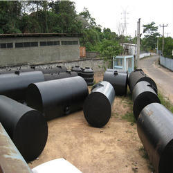 Various Capacity MS Tanks
