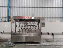 5kg Oil Filling Machine