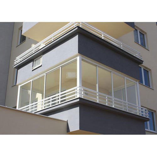 Glass Balcony Covering View Specifications Amp Details By